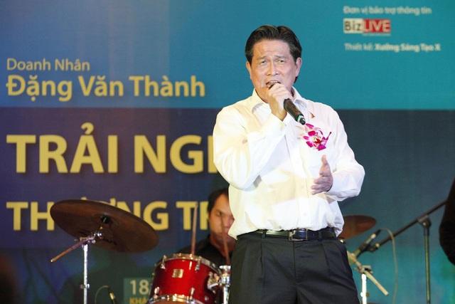 Đại gia Đặng Văn Thành úp mở chuyện trở lại ngân hàng