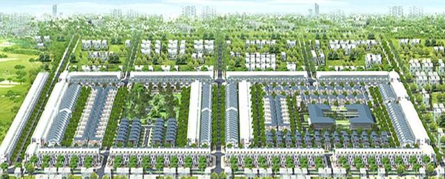 Dự án Khu dân cư thị trấn Trảng Bom (Gold Hill), huyện Trảng Bom, Đồng Nai đang dính lùm xùm khi chủ đầu tư và công ty môi giới cơm không lành, canh không ngọt