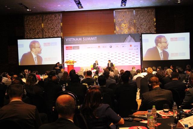 Các doanh nhân mong muốn Việt Nam cải tổ mạnh, thực chất hơn nữa
