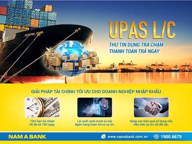 Ra mắt sản phẩm tiện ích Thư tín dụng trả chậm thanh toán trả ngay - UPAS L/C - 1