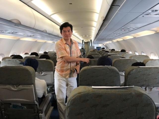 Máy bay từ TP HCM đi Nha Trang phải quay về nơi xuất phát - 5