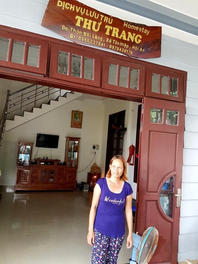 """Chủ nhà lưu trú Thư Trang """"chịu chi"""" đầu tư luôn 5 máy điều hòa cho 5 phòng nghỉ của mình"""