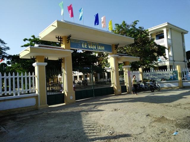 Trường Tiểu học Lê Văn Tám (TP Tam Kỳ, Quảng Nam)