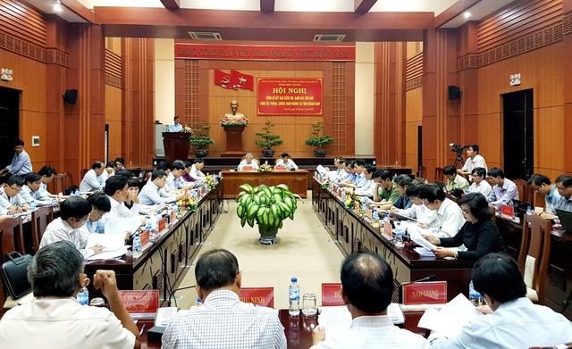 Thanh tra Chính phủ công bố kết quả kiểm tra, giám sát PCTN tại Quảng Nam ngày 10/11
