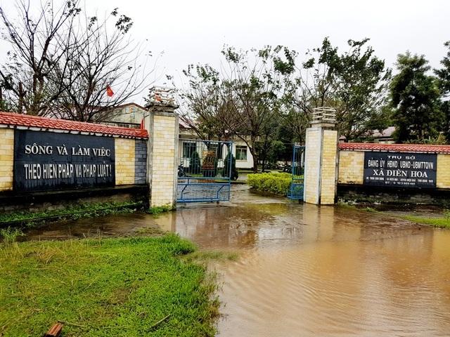 Sai phạm tiền chế độ chính sách ở xã Điện Hòa, nơi có rất đông đối tượng chính sách được hưởng chế độ theo quy định của Chính phủ