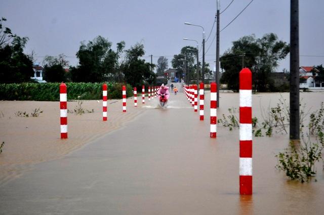 Đã có ít nhất 6 nạn nhân bị lũ cuốn trôi trên địa bàn Quảng Nam trong đợt lũ lần này