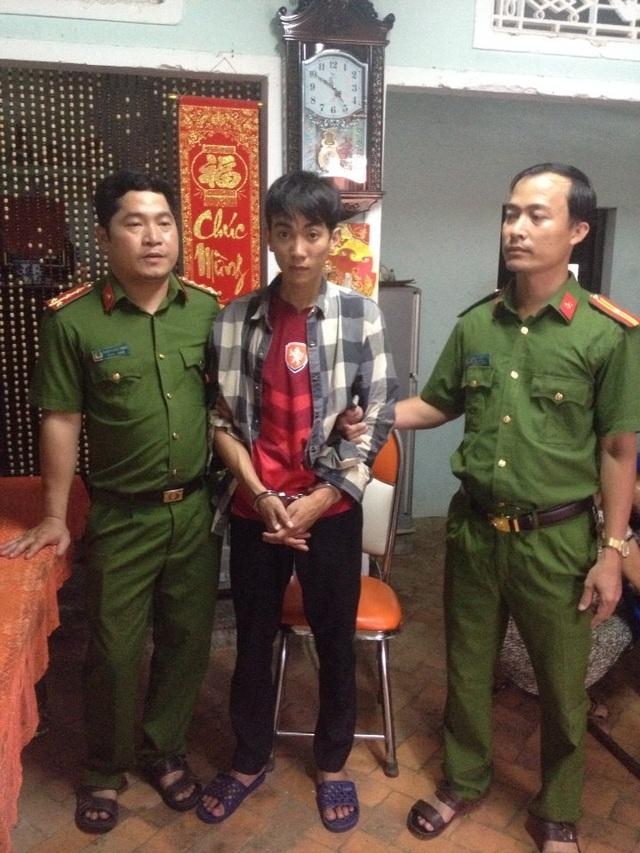 Đối tượng Nguyễn Hải. (Ảnh: P.N)