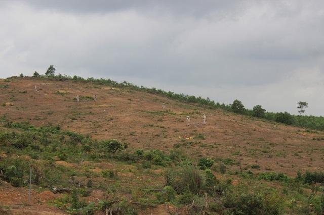 Các dự án tập trung làm sạch đất đai còn ô nhiễm bom, mìn