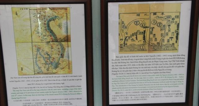 Các tài liệu khẳng định chủ quyền của Việt Nam đối với Hoàng Sa, Trường Sa