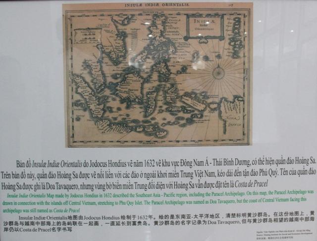 Trưng bày hàng trăm tư liệu chứng minh chủ quyền của Việt Nam với Hoàng Sa, Trường Sa - 6