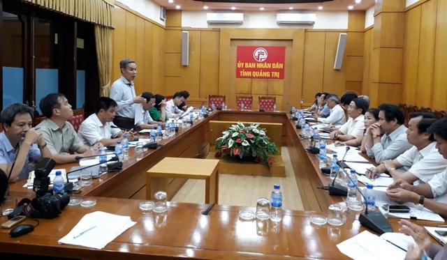 Tỉnh Quảng Trị đề nghị cần nới rộng đối tượng kê khai đền bù thiệt hại do thảm họa môi trường