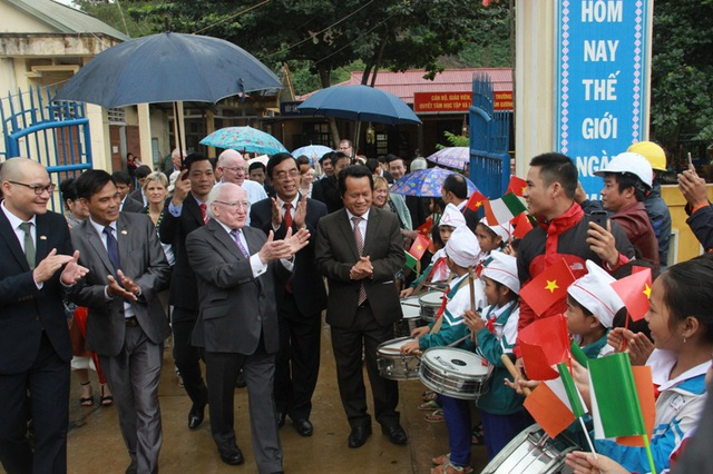Chính phủ Ireland cam kết tiếp tục hỗ trợ các vùng khó khăn của Việt Nam - 2