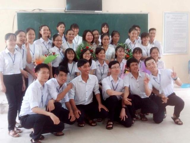 Mái nhà chung lớp 11A3 luôn đoàn kết và có nhiều học sinh tài năng