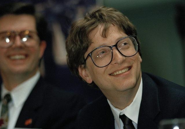 Những sự thật thú vị có thể bạn chưa biết về Bill Gates và Microsoft - 1