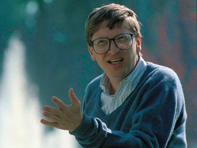 Những sự thật thú vị có thể bạn chưa biết về Bill Gates và Microsoft - 2