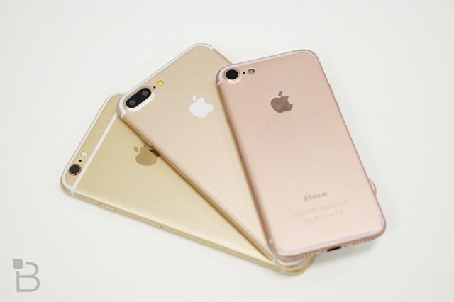 Lộ thông số dung lượng pin của iPhone 7 và iPhone 7 Plus - 1