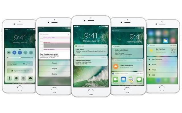 iOS mang đến nhiều tùy chọn widget cho màn hình chờ, và không còn thao tác Trượt để mở khóa