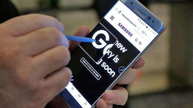 Samsung bị kiện vì làm Galaxy Note7 không đạt tiêu chuẩn - 1