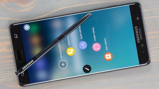 Hàn Quốc: Sau khi đổi mới, pin của Galaxy Note7 vẫn gặp sự cố quá nhiệt - 1