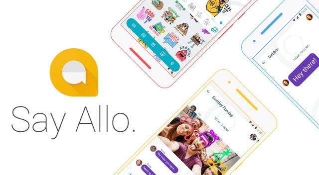 Ứng dụng nhắn tin Google Allo đã được tải về hơn 1 triệu lần trên cửa hàng Play Store