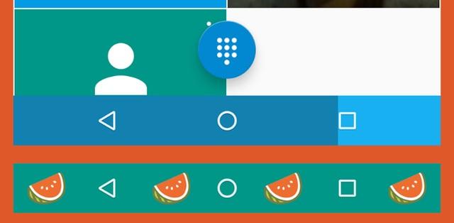 Thủ thuật tùy biến thanh điều hướng trên Android không cần root máy - 1