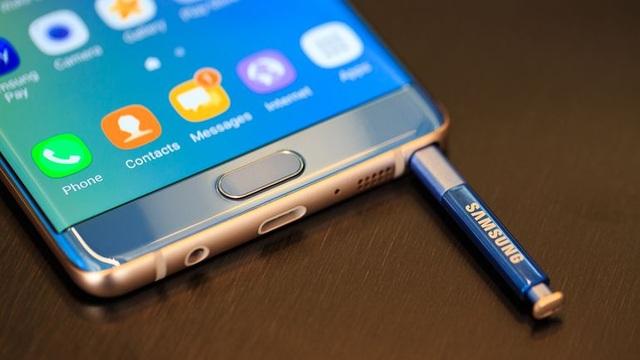 Nếu như Samsung tiêu hủy tất cả máy Note7, đây có thể sẽ là thảm họa môi trường - 1