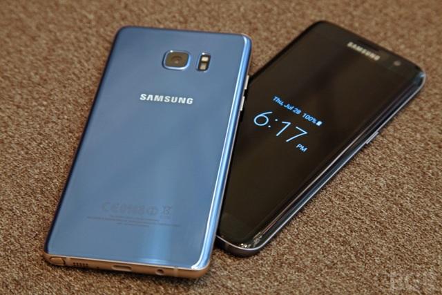 """Thảm họa Galaxy Note7 trở thành chủ đề """"chế ảnh"""" bất tận cho cộng đồng mạng - 1"""