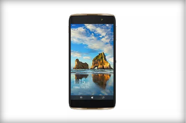 Hé lộ smartphone chạy Windows 10 đầu tiên có hỗ trợ thực tế ảo - 1