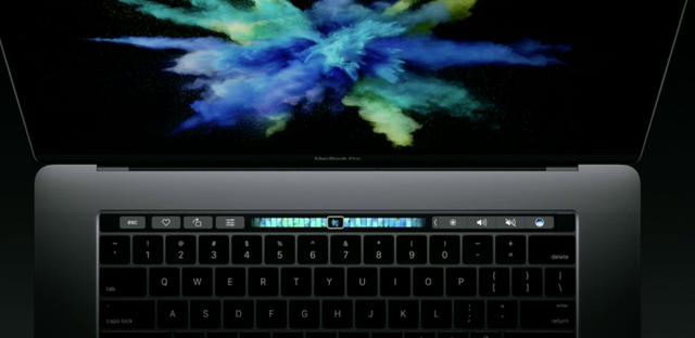 """Apple ra mắt MacBook Pro 2016 với thiết kế mới cùng Touch Bar """"siêu năng lực"""" - 3"""