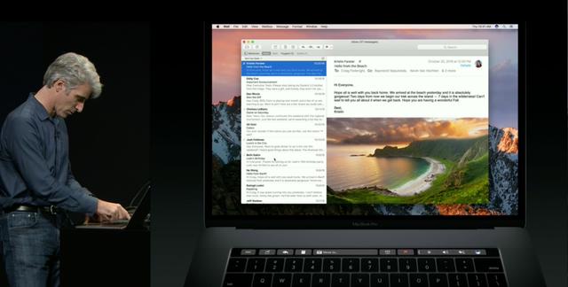 """Apple ra mắt MacBook Pro 2016 với thiết kế mới cùng Touch Bar """"siêu năng lực"""" - 6"""
