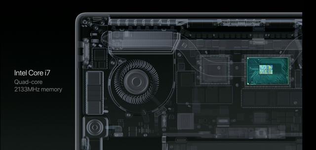 """Apple ra mắt MacBook Pro 2016 với thiết kế mới cùng Touch Bar """"siêu năng lực"""" - 5"""
