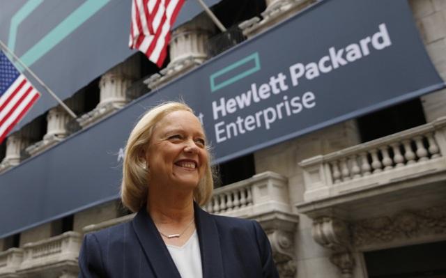 HP là một trong những công ty đi đầu trong việc chuyển đổi sang hình thức kinh doanh dịch vụ (Power service)