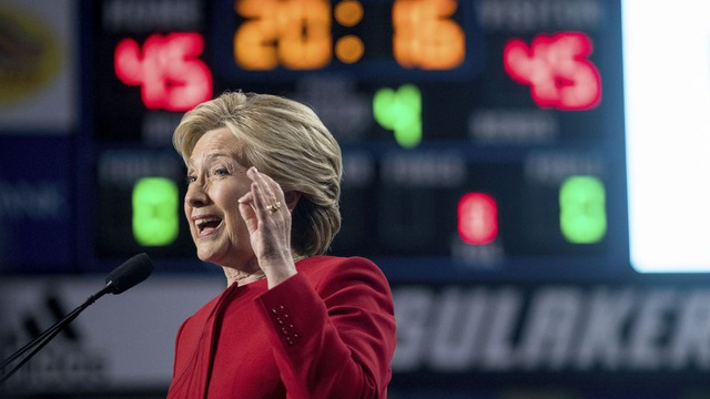 Dân công nghệ sẽ bầu cho bà Hillary Clinton? - 1