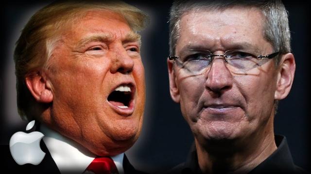 Apple lo lắng sau khi ông Donald Trump đắc cử Tổng thống - 2