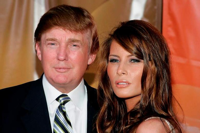 Những kiều nữ xinh đẹp và gợi cảm từng gắn bó với tân Tổng thống Donald Trump - 7