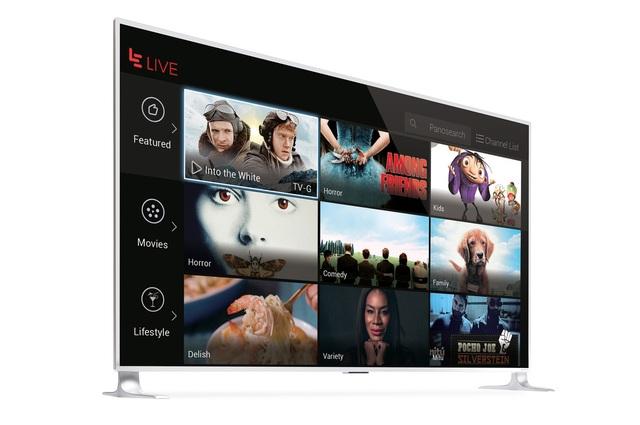 TV LeEco uMax 85-inch 4K giảm giá $1000, chỉ còn $4000 (tiết kiệm 20%)
