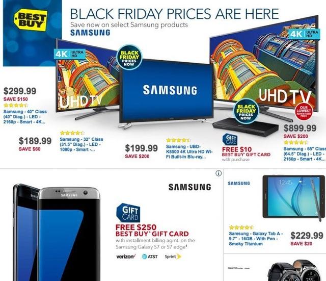 Nhiều ưu đãi giảm giá khác đến từ Best Buy, Amazon, eBay,...