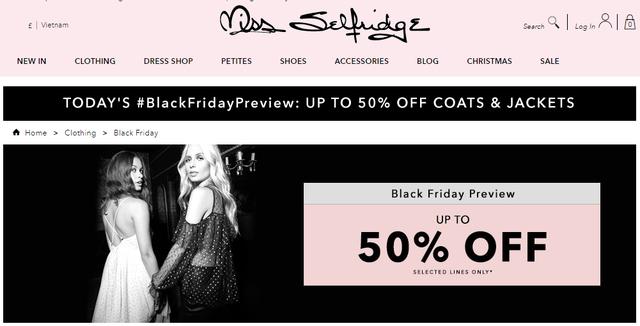 """Nhiều món đồ xa xỉ đồng loạt giảm giá trong """"ngày lễ mua sắm"""" Black Friday - 9"""