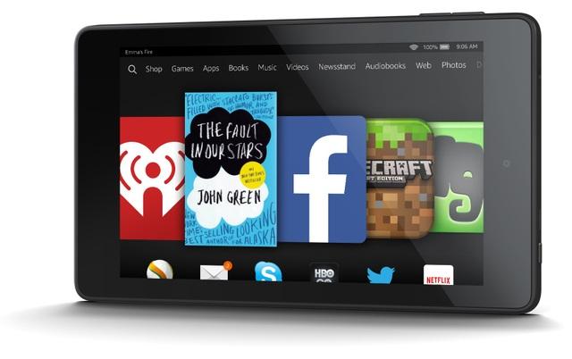 Amazon Kindle Fire HD6 6 inch 16 GB - Giá gốc £99.99, nay chỉ còn £59.99 (Giảm giá 40%) tại cửa hàng Amazon