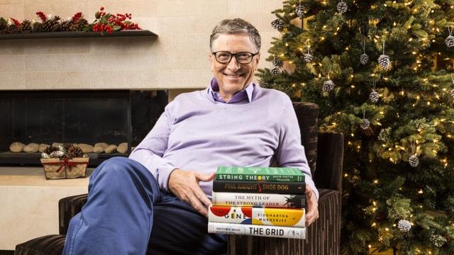 """Bill Gates """"bật mí"""" 5 cuốn sách ông yêu thích nhất trong năm - 1"""