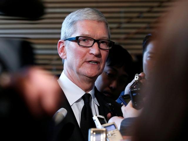 Ủy ban châu Âu yêu cầu Apple trả lại 14,6 tỷ tiền thuế