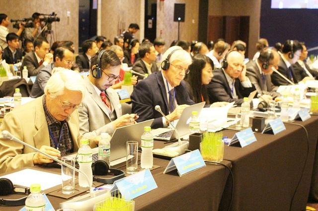 Hội thảo đã quy tụ nhiều học giả trong nước và quốc tế hàng đầu về vấn đề Biển Đông, tham dự