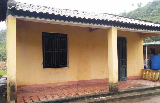 Nhà ở của giáo viên