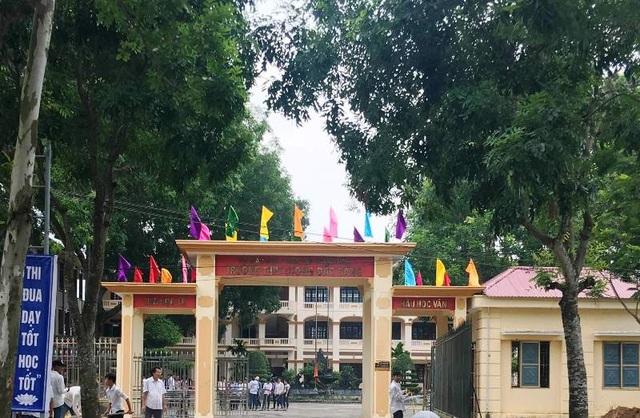 Chủ tịch UBND tỉnh Thanh Hóa cho phép tuyển mới đội ngũ giáo viên giỏi cho các trường THPT