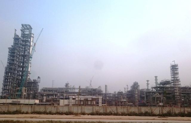 Công ty TNHH Lọc hóa dầu Nghi Sơn