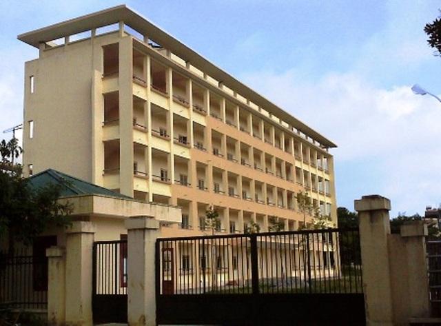 Trường Trung cấp nghề Số 1 thành phố Thanh Hóa