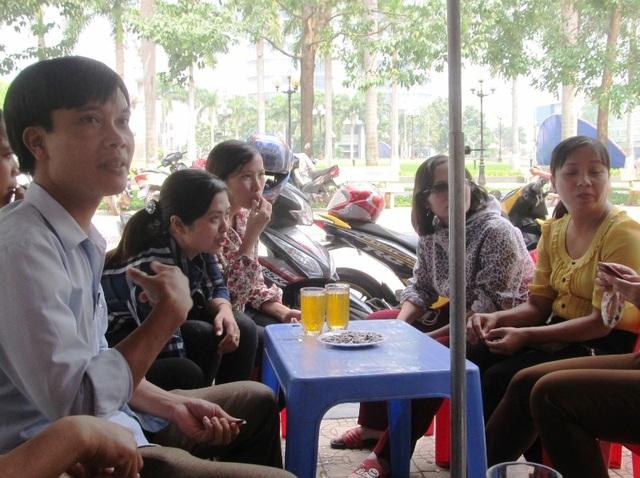 Sau khi bị chấm dứt hợp đồng, các giáo viên đã có kiến nghị gửi tới ngành chức năng tỉnh Thanh Hóa