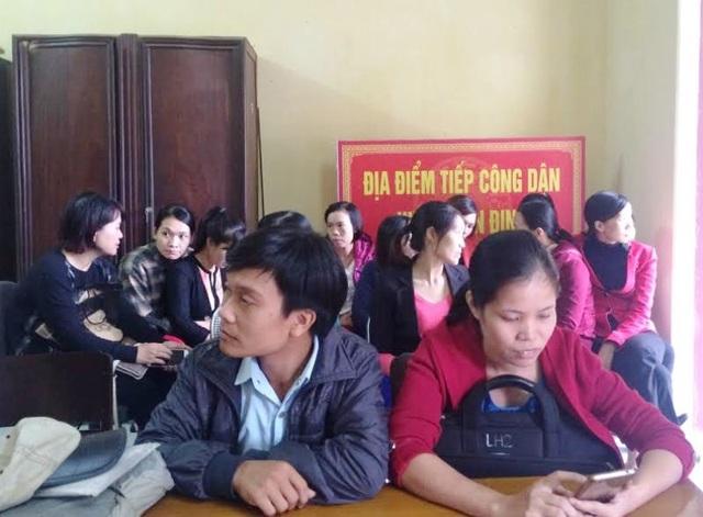 Thời gian qua ở Thanh Hóa xảy ra nhiều vi phạm trong việc hợp đồng giáo viên tại các địa phương