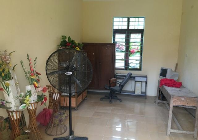 Phòng y tế học đường của Trung tâm