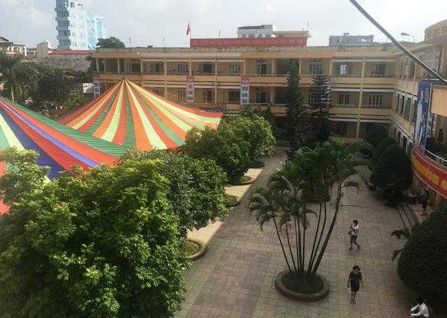 Trường Tiểu học Ba Đình, thành phố Thanh Hóa